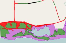 Disease status map