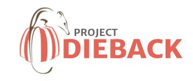 Project Dieback Logo
